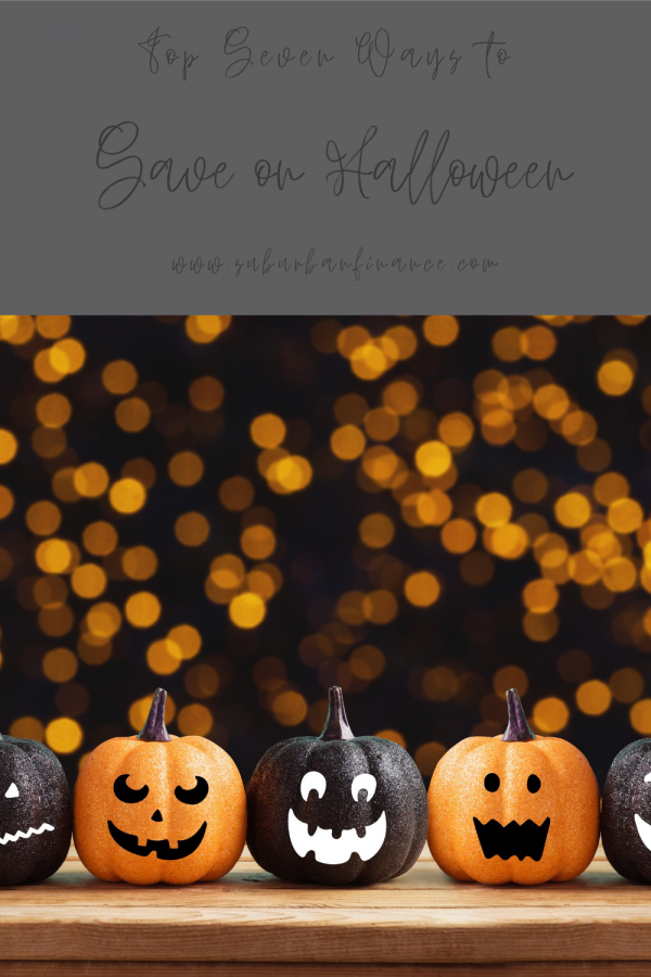 Top Seven Ways to Save on Halloween